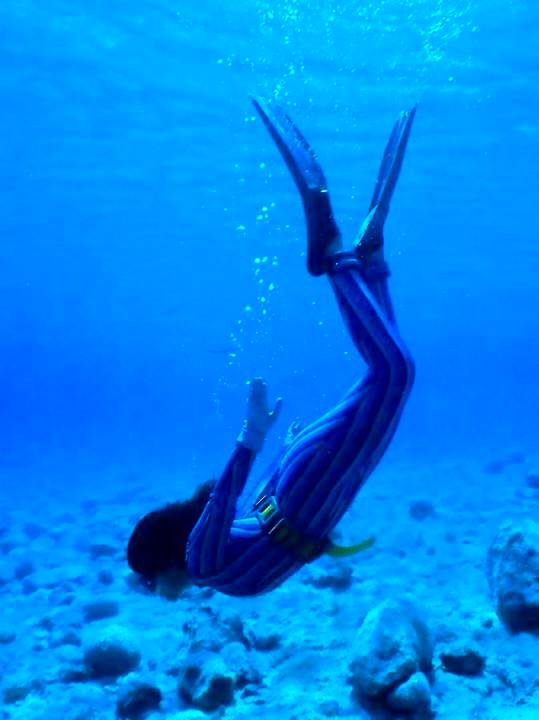 Club freediving